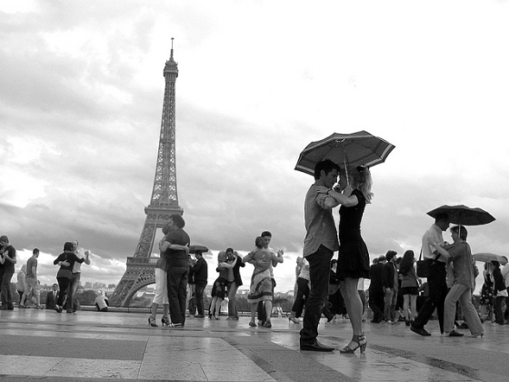 Tango-In-Front-Of-Eiffel-Tower